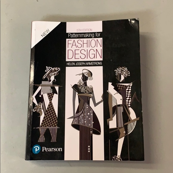Pearson Other Book Fashion Design 5th Hellen Joseph Armstrong Poshmark